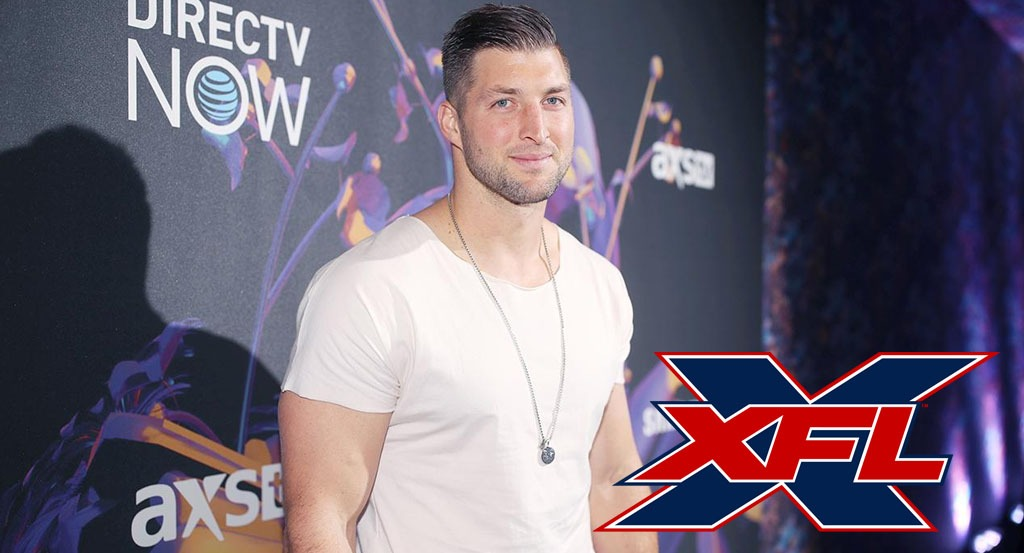 SPECULATION: Tim Tebow close to signing with the XFL?