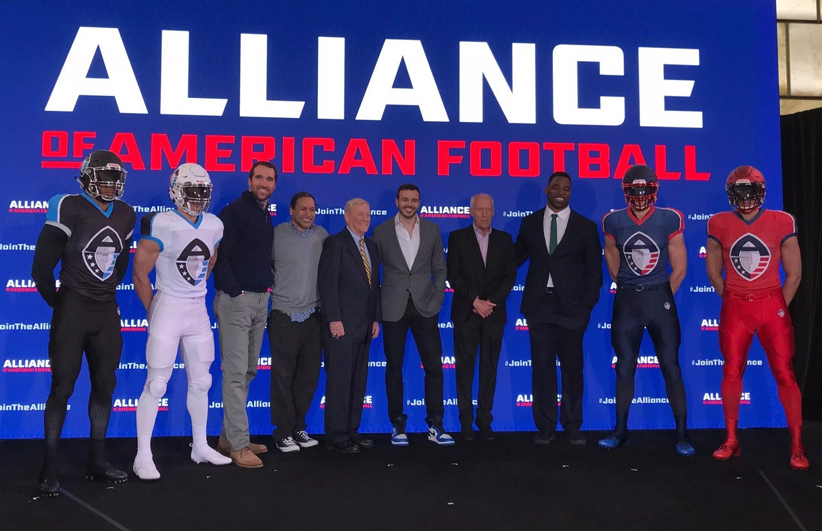 Lawsuit alleges AAF was originally supposed to be re-booted XFL
