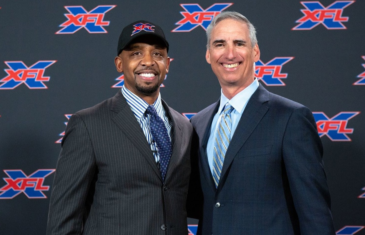Oliver Luck and Pep Hamilton join The Sports Junkies