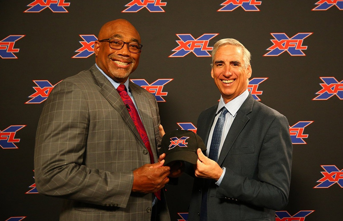 Jonathon Hayes officially named Head Coach/GM of XFL St. Louis franchise