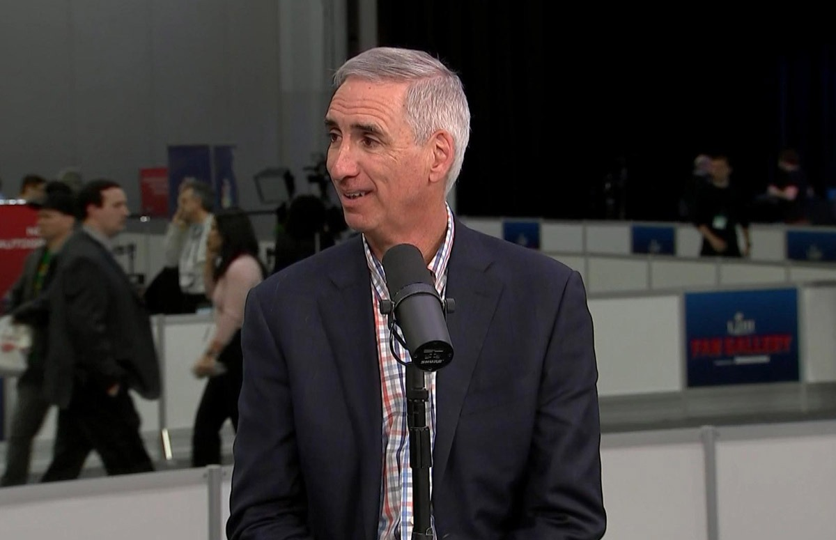 Oliver Luck joins PFT; talks AAF, rule testing, game days and more