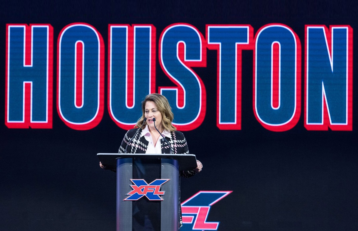XFL to hold training camp in Houston next January