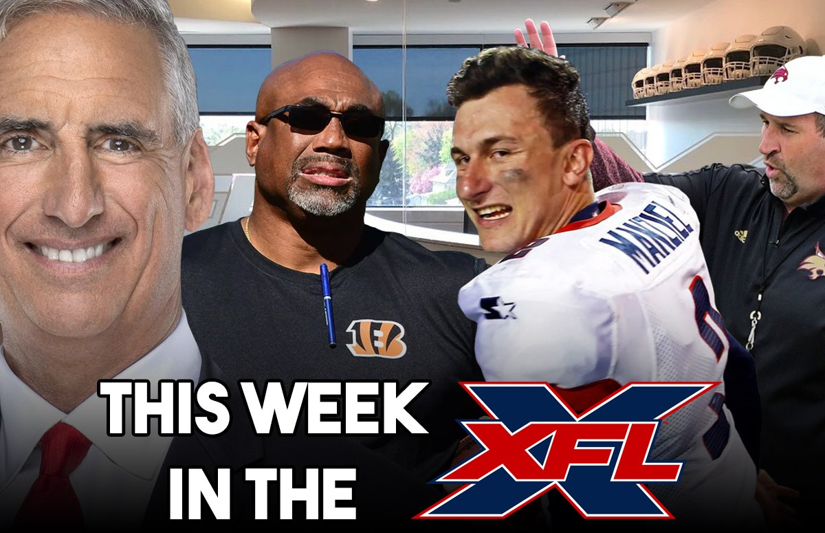 This Week in the XFL | Draft, Preseason, TV Deals.... Team 9?
