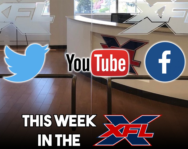 This Week in the XFL | Staff Tracker, Best XFL Profiles, AAF Giveaway!