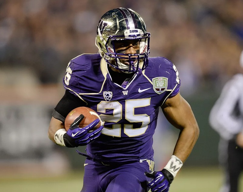 Former 3rd round pick, Bishop Sankey to attend Summer Showcase in Seattle