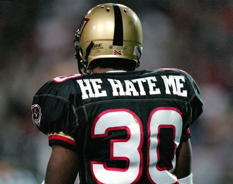 """Former XFL Star, """"He Hate Me"""" is missing; Police asking for help"""