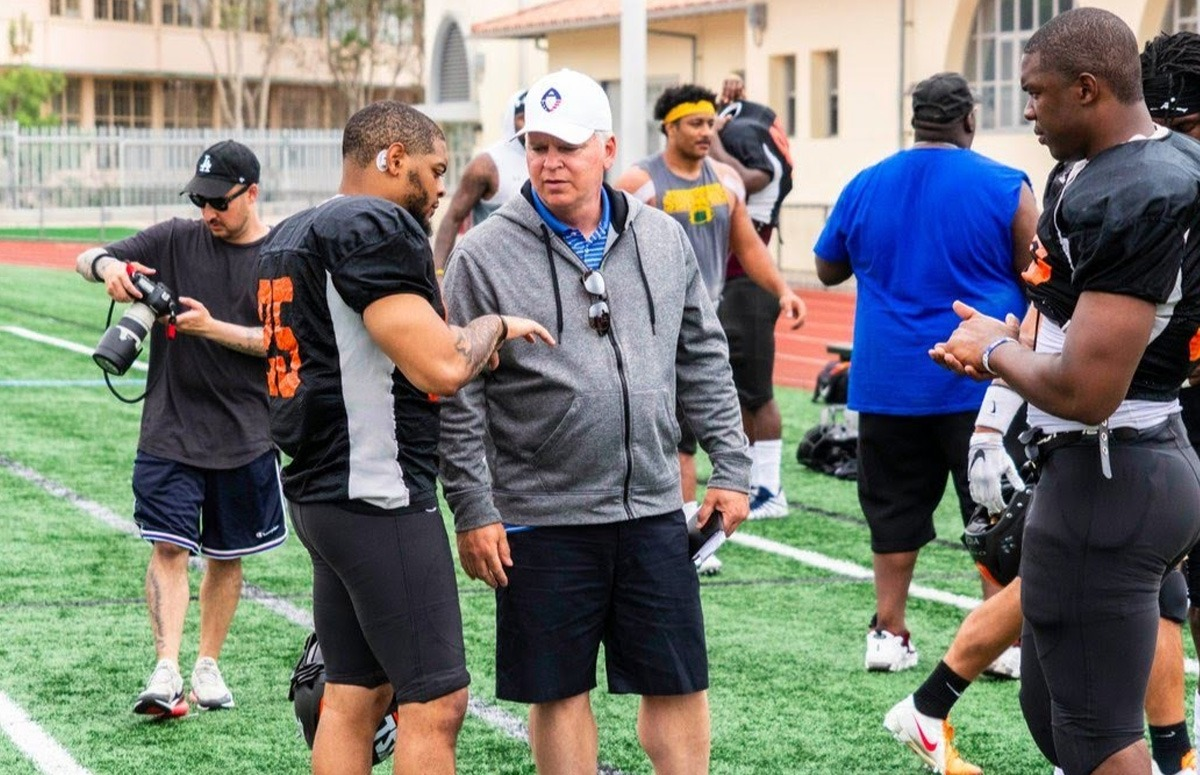Randy Mueller to join XFL Houston as Director of Player Personnel