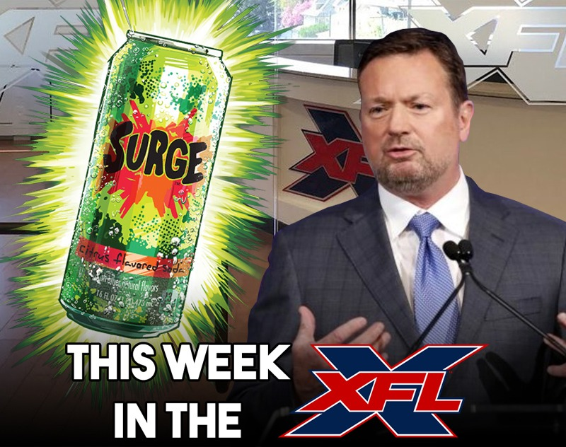 This Week in the XFL | Team Names, QB Draft Situation, Dundon Refund and more...