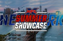 Win a chance to attend the XFL New York Summer Showcase