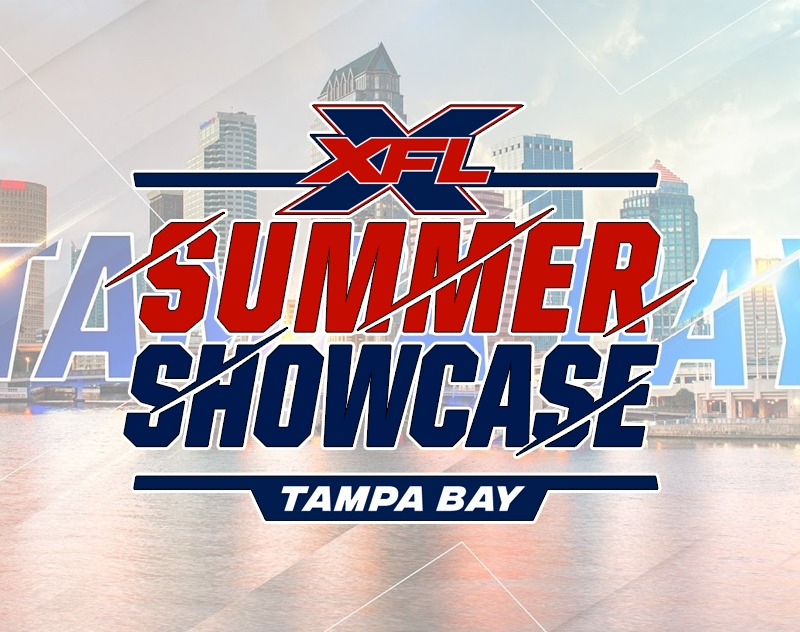 Win a chance to attend XFL Summer Showcase in Tampa