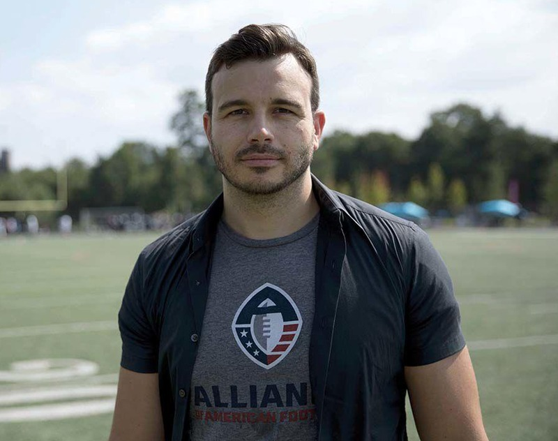 Charlie Ebersol responds to AAF lawsuit; blames players