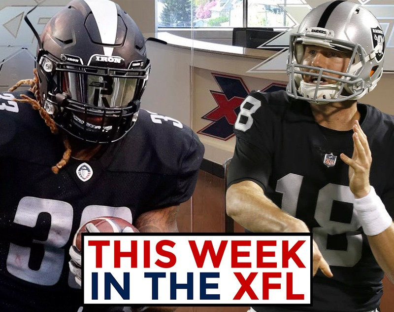 This Week in the XFL | Houston Q&A, STL Summer Showcase, AAF....