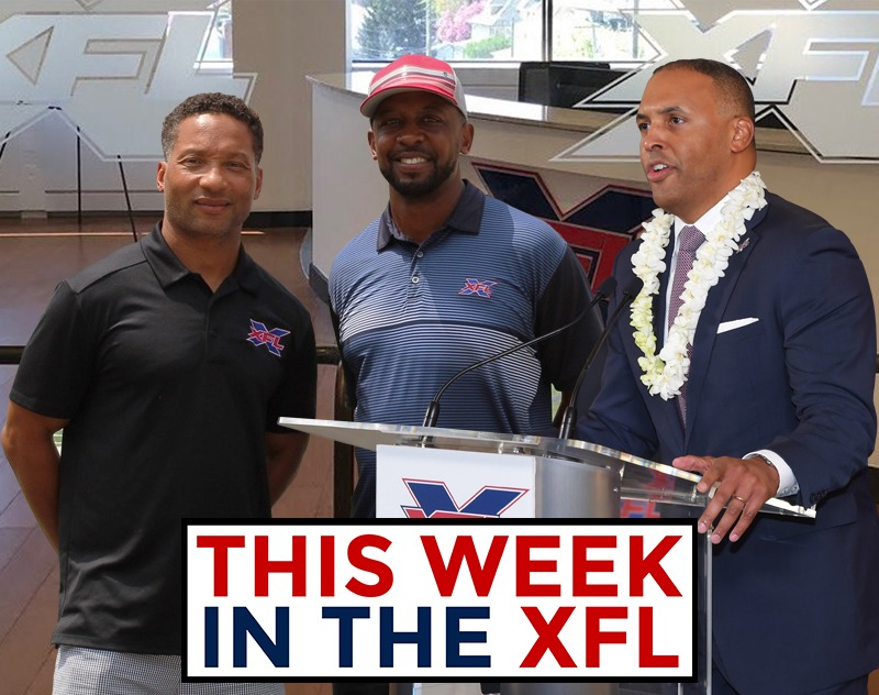 This Week in the XFL | DC Facilities, Houston Q&A and What's Next for the XFL?
